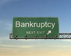 how to remove a bankruptcy from credit reports