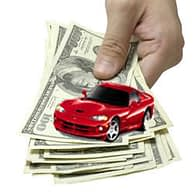 car loan charge-off after car was paid off