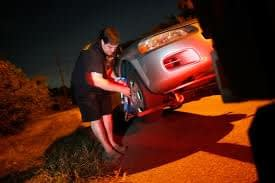 car repossession after bankruptcy reaffirmation