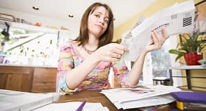 what form of payment for debt collector