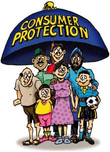consumer protection against debt collectors