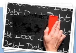 how will settling credit card debt affect credit scores