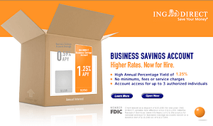 ING Business Savings