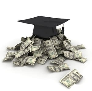 government makes money from defaulted student loans